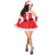 WOMEN'S SEXY CHRISTMAS COSTUME